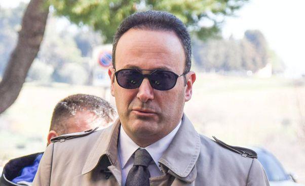 Il pm Enrico Riccioni (foto d'archivio)