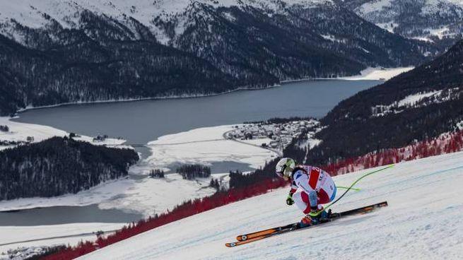 Cancellato il primo SuperG di St Moritz
