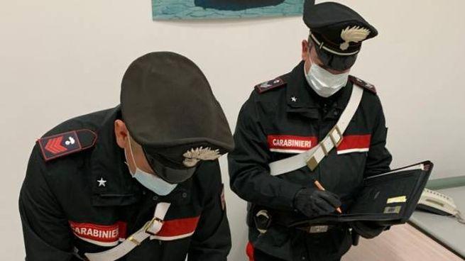 I carabinieri di Massa