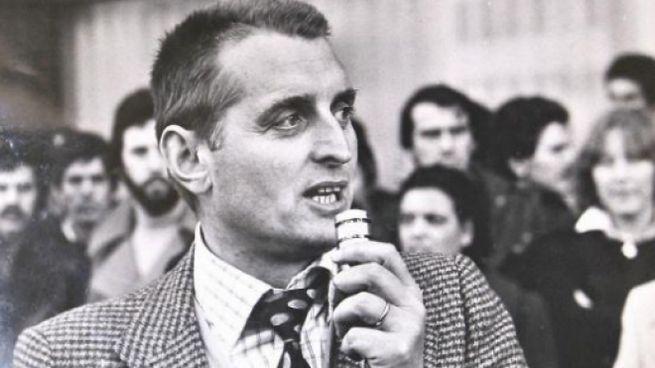 Antonio Pizzinato in una foto d'archivio