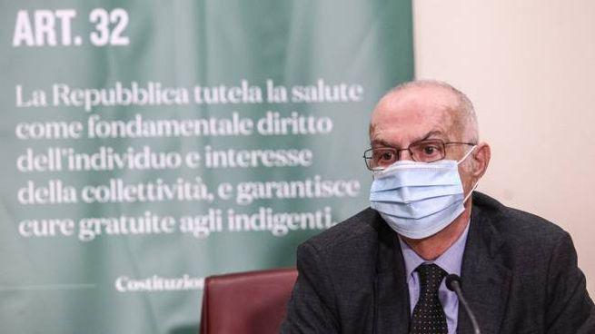 L'epidemiologo dell'Iss Gianni Rezza (ImagoE)