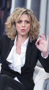L'ex ministra Barbara Lezzi, 48 anni, pasionaria dei Cinque Stelle