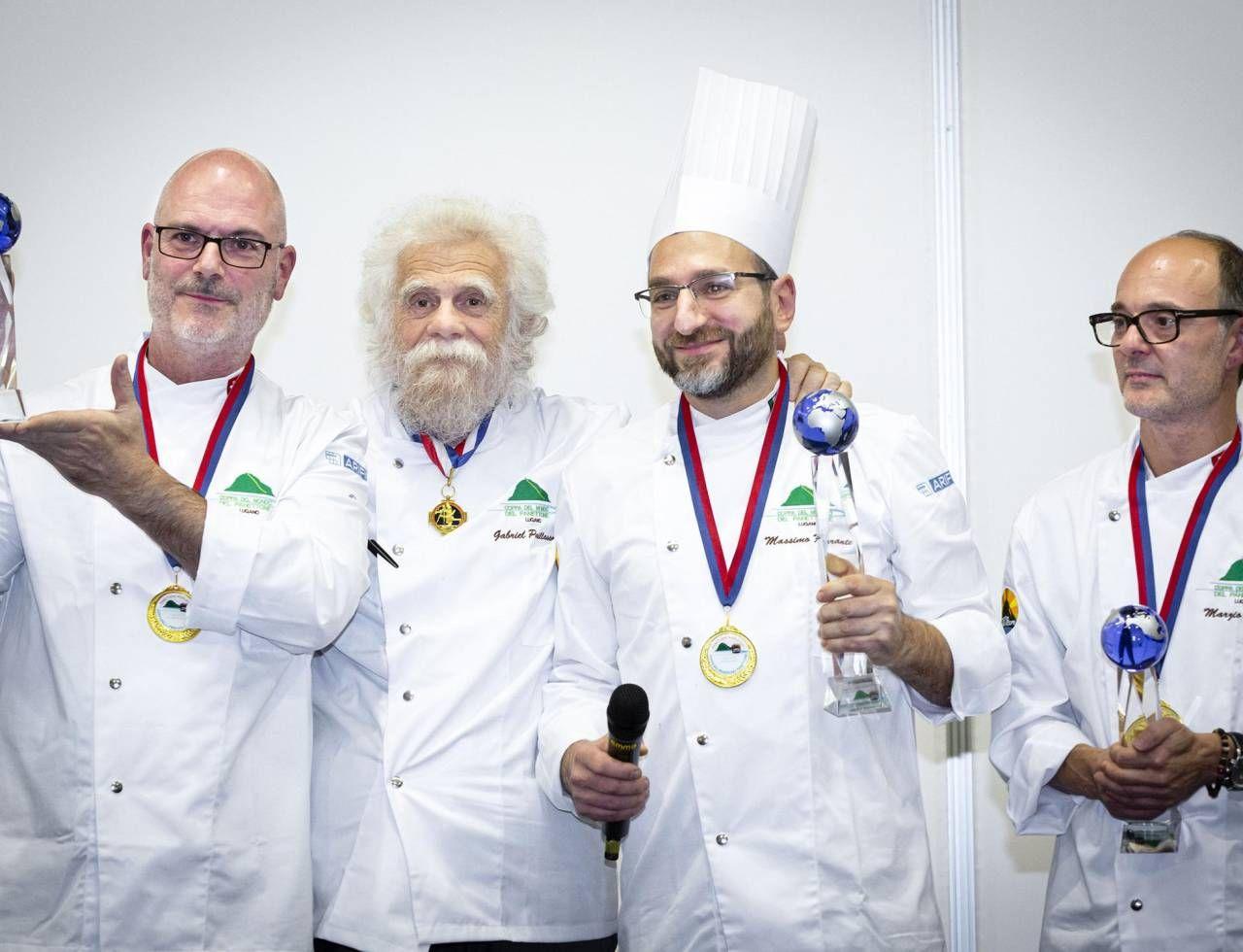 I dieci pasticceri che usciranno vincitori dalle selezioni di Robecco parteciperanno alla finalissima in programma a Milano il prossimo febbraio