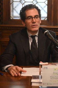 Pier Luigi Petrillo presidente del. comitato nazionale Mab Unesco