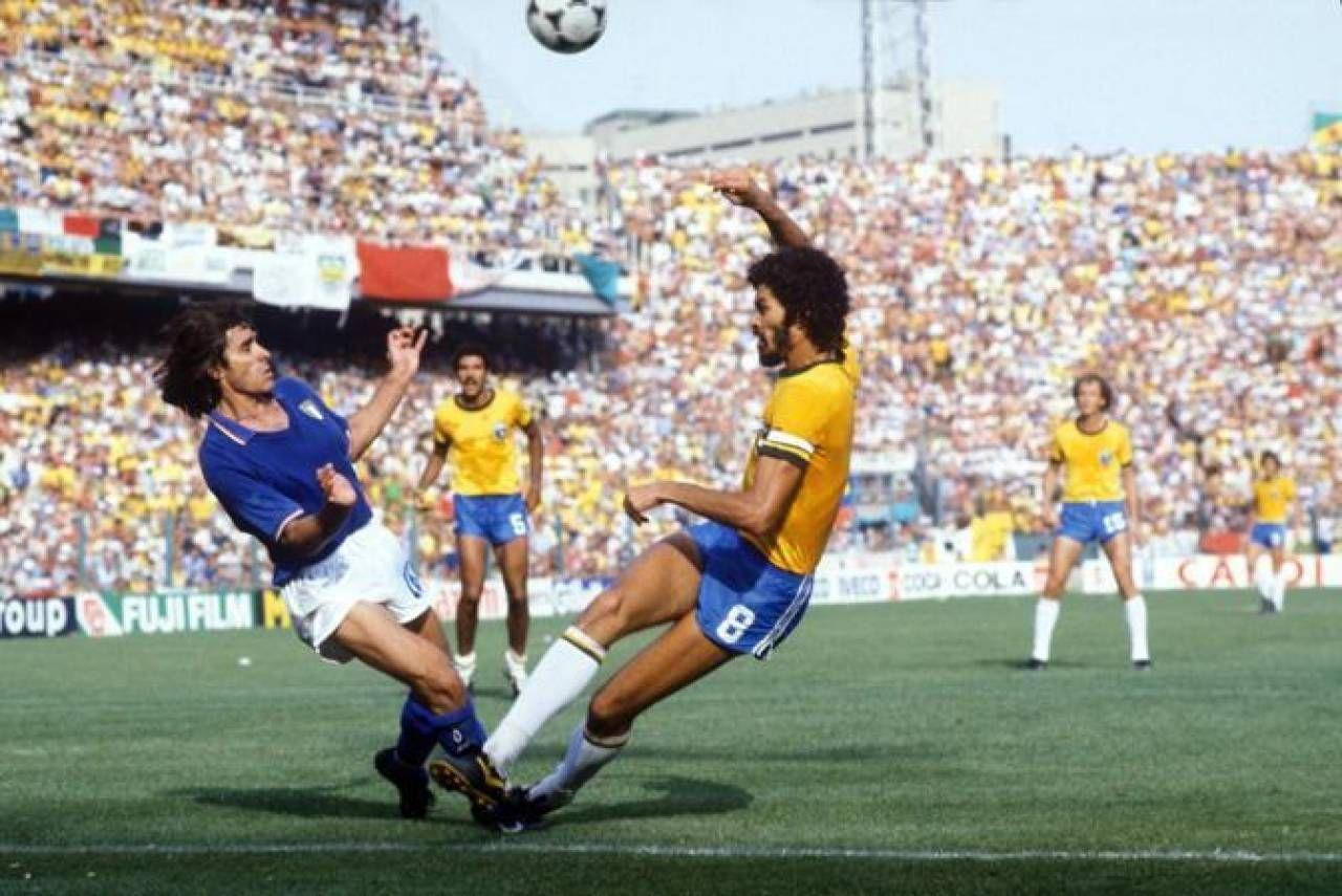 Paulorrrosssi el hombre del partido Quando schiantò il grande Brasile