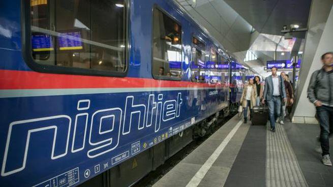 Uno dei treni notturni dell'austriaca ÖBB - Foto: press ÖBB/Harald Eisenberger