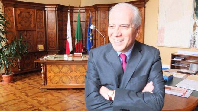 Il sindaco di Monza Roberto Scanagatti