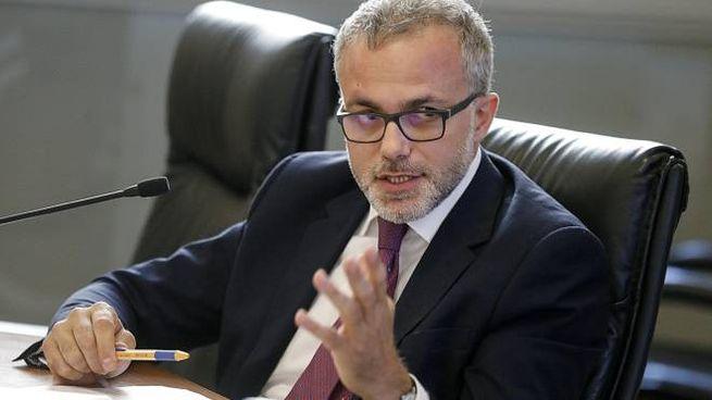 Ernesto Maria Ruffini, direttore dell'Agenzia delle Entrate (Ansa)