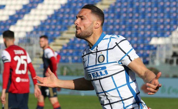 Danilo D'Ambrosio, 32 anni: è entrato e dopo un minuto ha trovato il suo terzo gol in stagione, dopo quello decisivo alla prima giornata con la Fiorentina e il 2-0 al Genoa