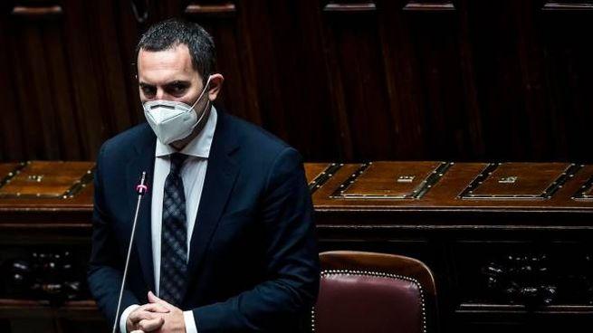 Il ministro dello Sport Vincenzo Spadafora (Ansa)