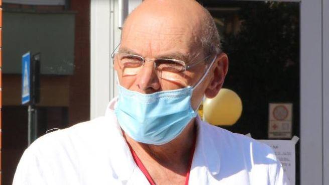 Il professor Francesco Menichetti