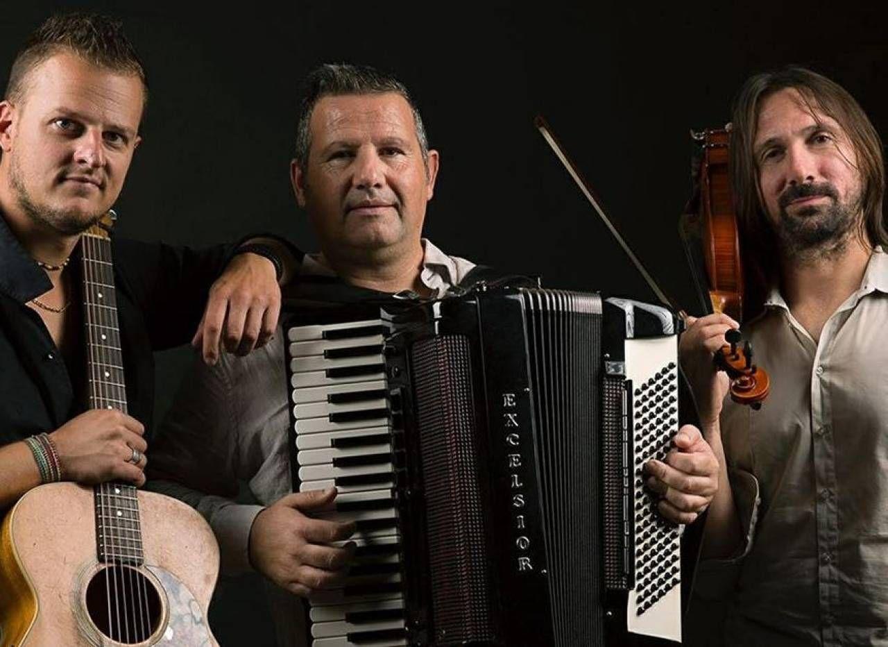 ll Trio GoInBa si esibirà in diretta streaming domenica alle 21