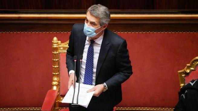 Il senatore Antonio de Poli (ImagoE)