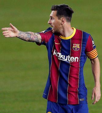 Lionel Messi, 33 anni: questo potrebbe essere l'ultimo anno al Barça, il City lo aspetta