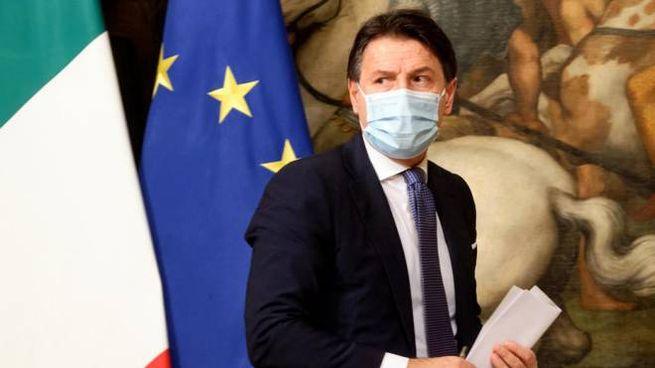 Giuseppe Conte, presidente del Consiglio dei ministri (Ansa)
