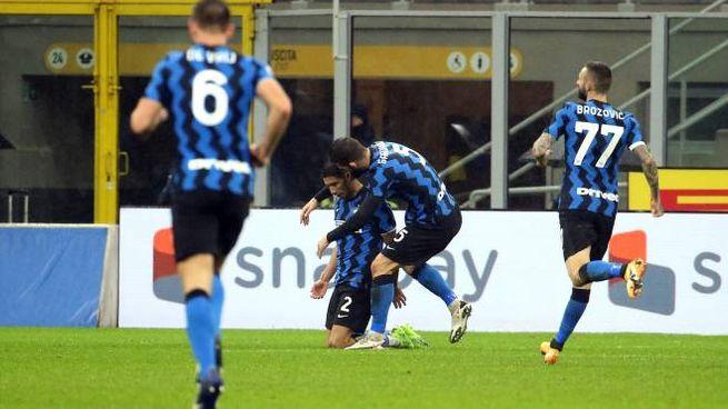 Sesta vittoria di fila per l'Inter