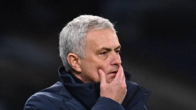José Mourinho (Ansa)
