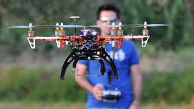 Droni telecomandati
