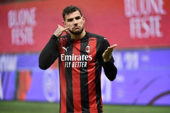 Theo Hernandez, terzino del Milan