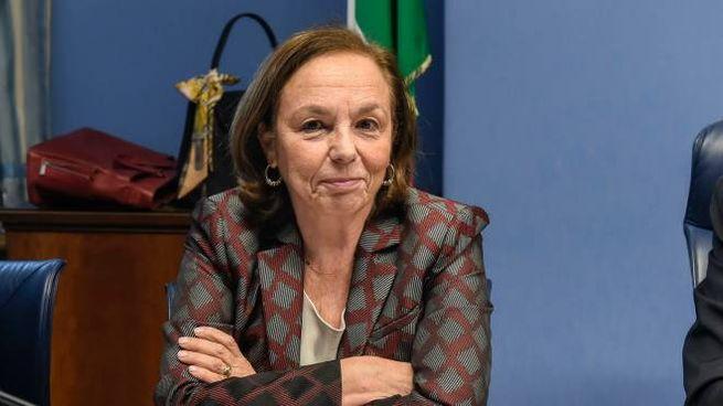 Il ministro dell'Interno, Luciana Lamorgese (Imagoeconomica)