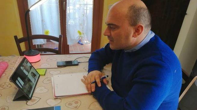 Il sindaco di Osimo Simone Pugnaloni positivo al Covid