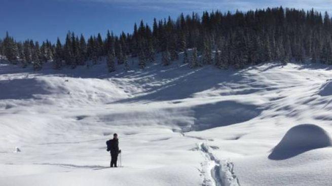Record di freddo sull'Altopiano di Asiago (meteotriveneto)