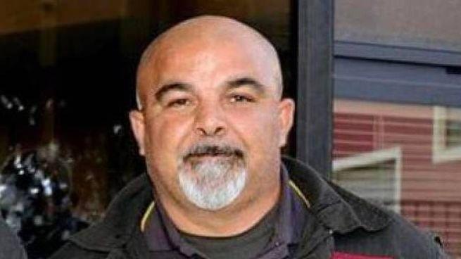 Tonello Scanu, il vigile del fuoco morto nel corso di intervento a Nulvi (Ansa)