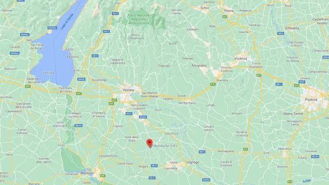 Terremoto a Salizzole, in provincia di Verona