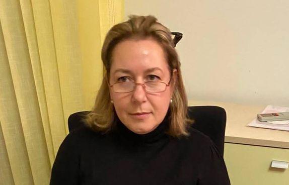 L'amministratrice dell'Hotel House, Ilaria Soricetti