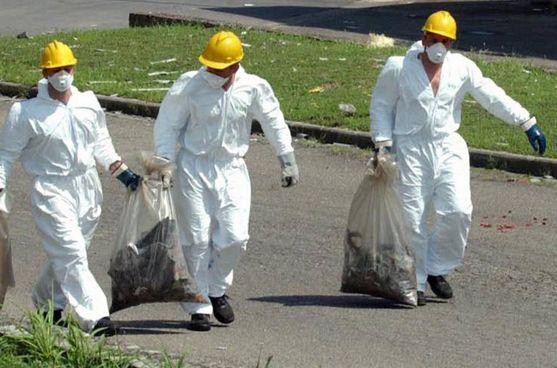 Novità per i lavoratori esposti all'amianto (foto di repertorio)