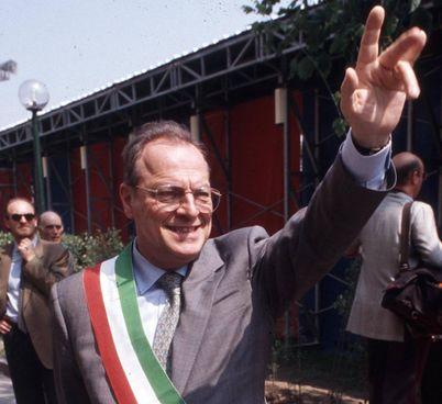 Marco Formentini fu il primo sindaco non socialista di Milano dal 1967