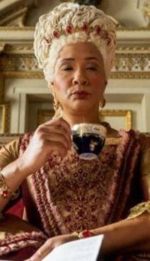 L'attrice Golda Rosheuvel, 49 anni, è la regina Carlotta in Bridgerton