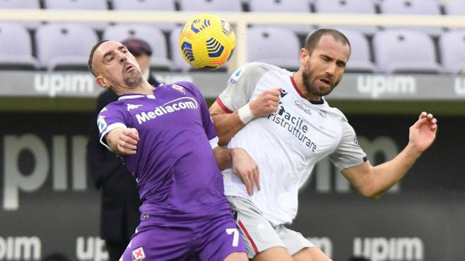 Fiorentina-Bologna (Ansa)