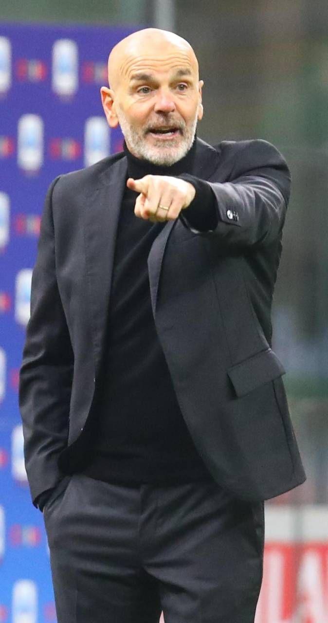 Stefano Pioli, 55 anni: ieri sera ha perso l'imbattibilità dopo 27 gare