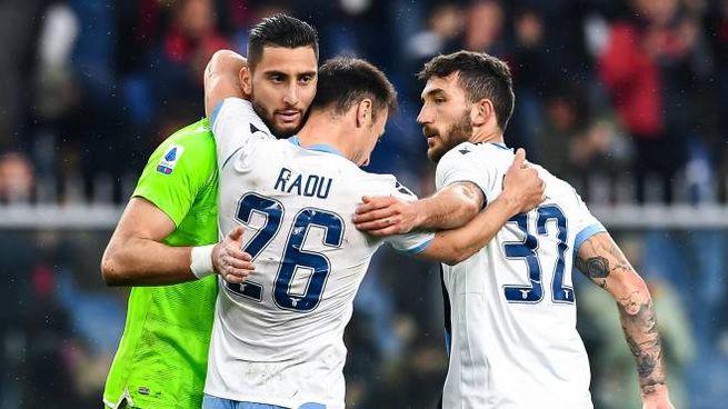 Radu, recordman di presenze in Serie A con la Lazio