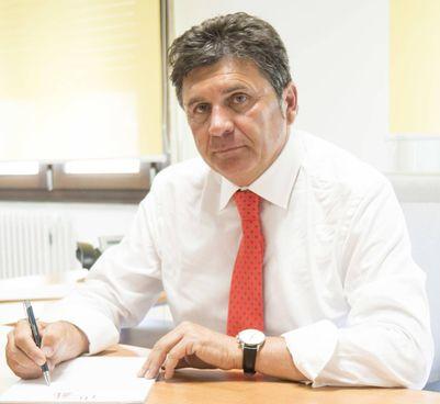 Amilcare Renzi, segretario di Confartigianato Assimprese Bologna Metropolitana