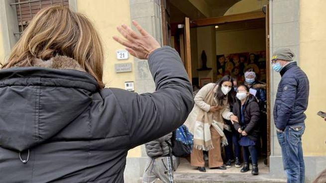 Tutto pronto per il rientro a scuola in Toscana (FotoCastellani)
