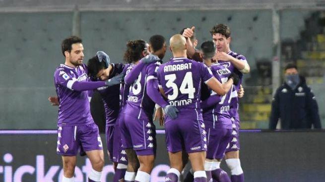 Fiorentina-Cagliari (Ansa)