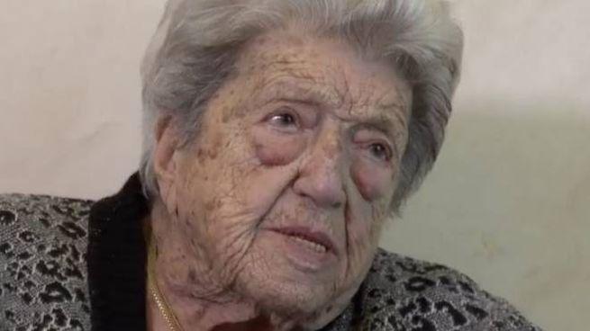 Maria Guzzardella (Frame video Tg1)