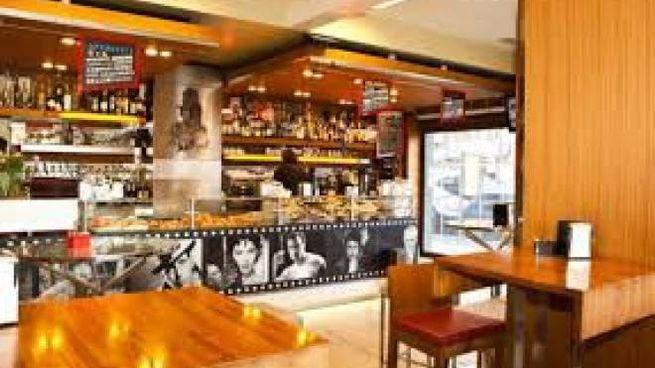 Bar di un cinema (immagine di repertorio)