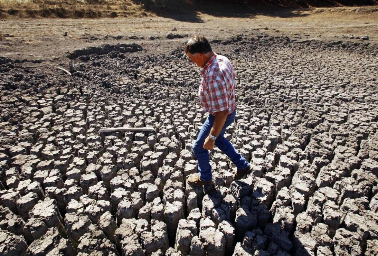 Non solo Medio Oriente o Africa: anche la ricca California è colpita dalla scarsità d'acqua