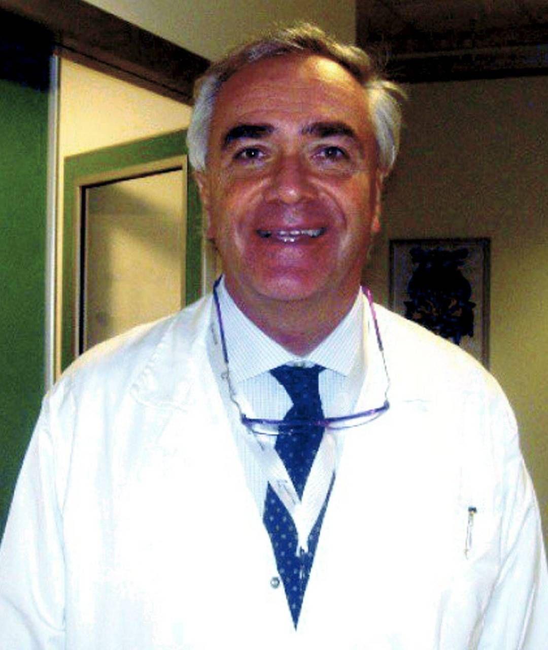 Vittorio Sambri, direttore dell'Unità Operativa di Microbiologia a Pievesestina