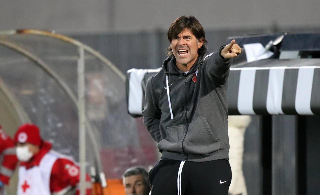 Per Andrea Sottil 7 punti in 3 partite sulla panchina dell'Ascoli La Bolognese