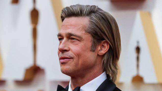 Angelina Jolie e Brad Pitt producono ancora vino insieme - Foto: ANSA/EPA/DAVID SWANSON