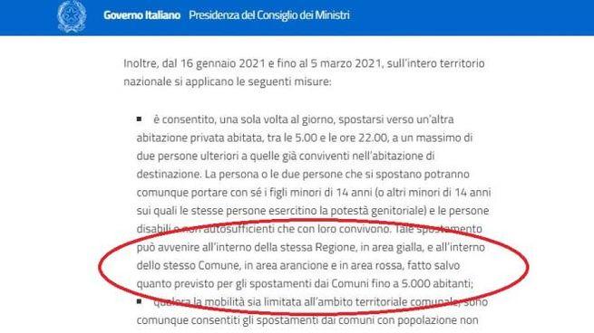 Il comunicato di Palazzo Chigi sul nuovo decreto Covid