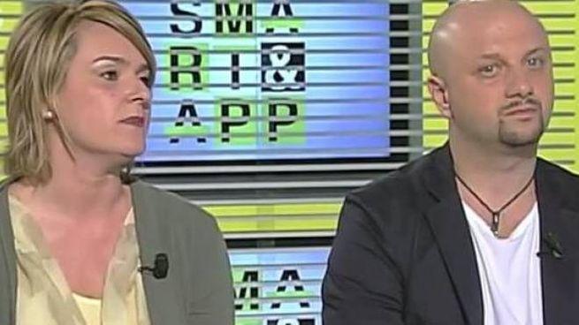Ilaria Sabbatini e Marco Biancalani di Mantica