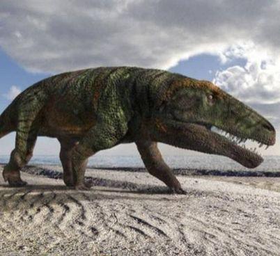 I dinosauri vissuti fra 299 e 251 milioni di anni fa assomigliavano agli odierni coccodrilli