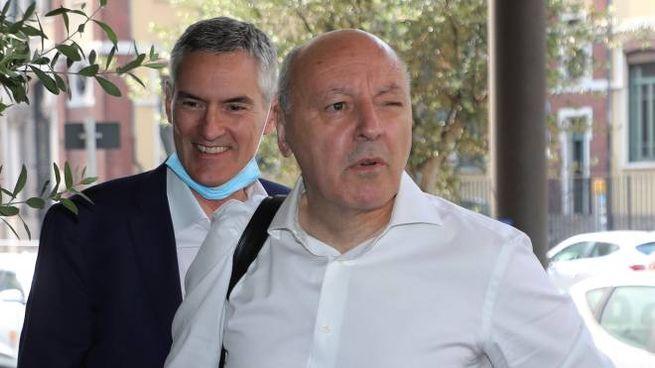 Alessandro Antonello e Beppe Marotta