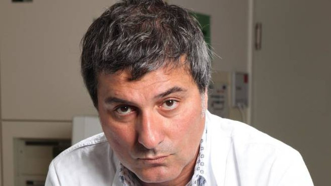 Il professor Paolo Macchiarini