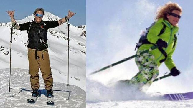 Lorenzo Landenna ed Erica Mosca, morti all'Alpe Devero